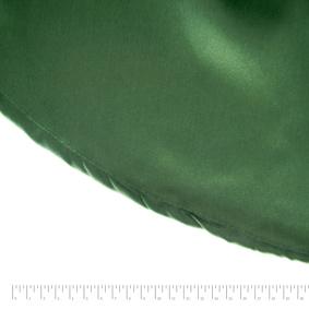 Toalha Redonda Verde Musgo
