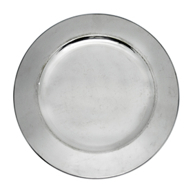 Sousplat Prata Borda M 30 cm