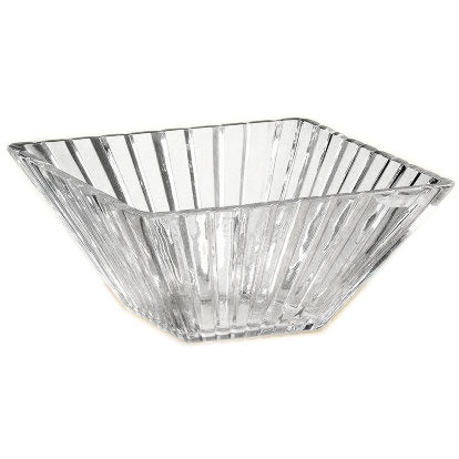 Bowl de Vidro Frisado 12x12x5