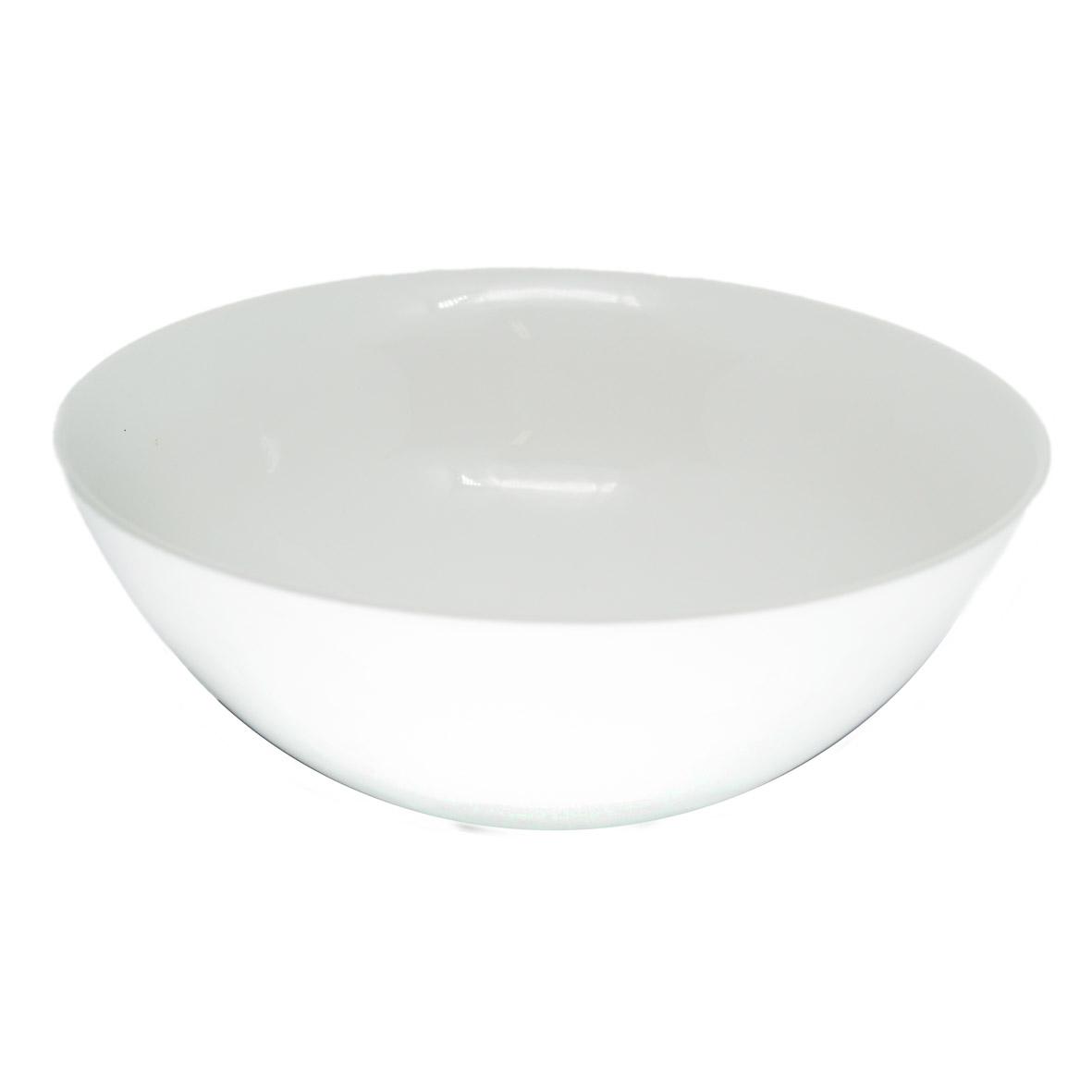 Travessa de Porcelana Redonda Bowl Fosca 29x12