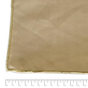 Toalha Quadrada Oxford Areia 1,50X1,50