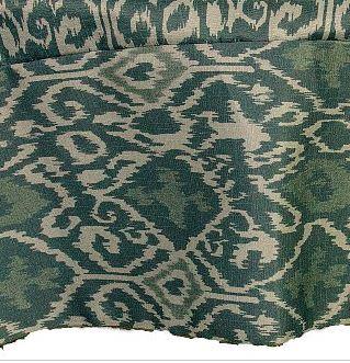 Trilho Acquablock Batik Verde 380x60