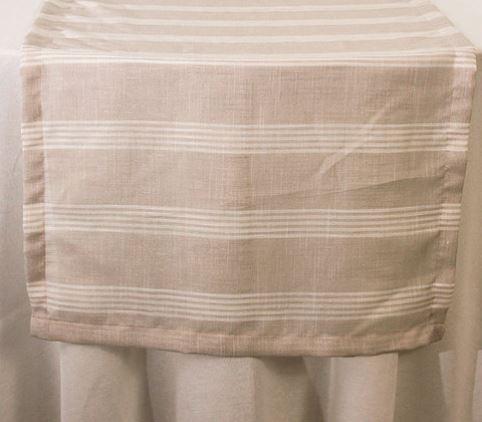 Trilho Linho Lista Fendi e Off White 280x60